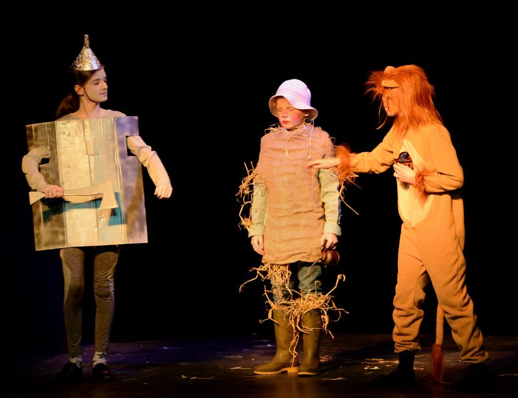 Bunessan  Primary's The Wizard of Oz Re-mix.