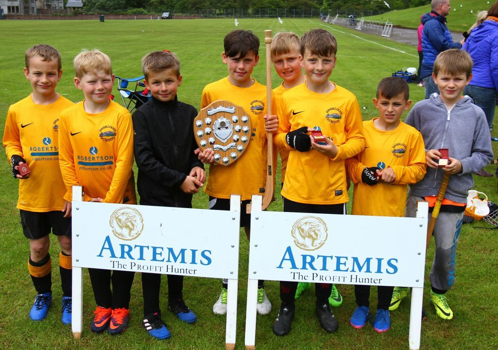Inverlochy won the Alastair Campbell Shield.