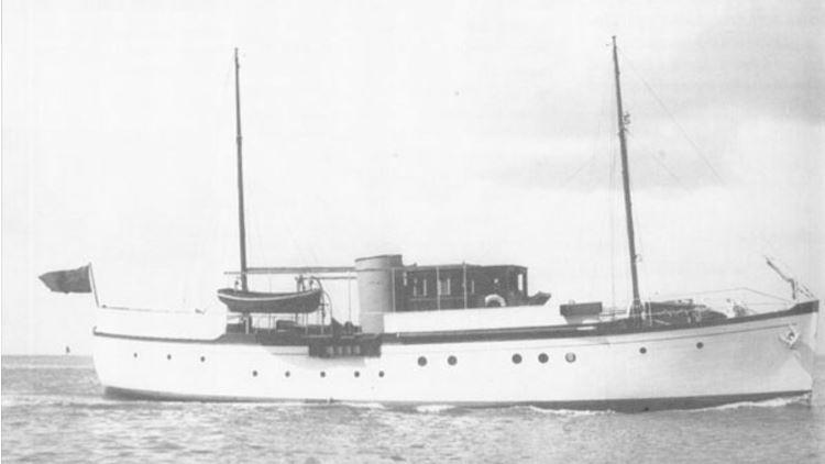 The Chico circa 1932.
