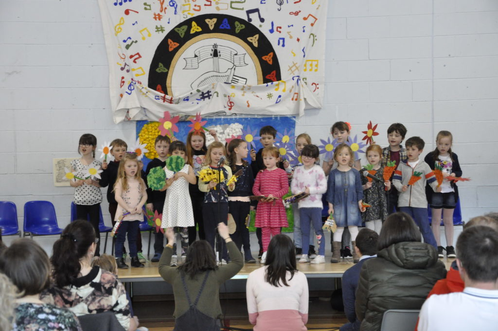 The Fèis Bheag, or Wee Fèis, included participants aged 5-7. 16_t15_Fèis15