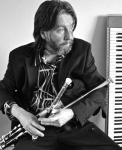 Musician John Devine