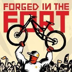 This year's theme, Forged in the Fort, is a nod to Fort William's impressive industrial heritage, founded on aluminium smelting, hydro electricity and forestry. NO UCI logo 01.