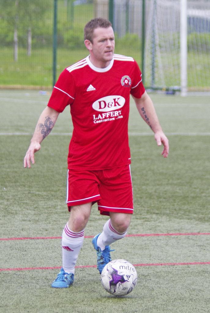 Steven MacLeod