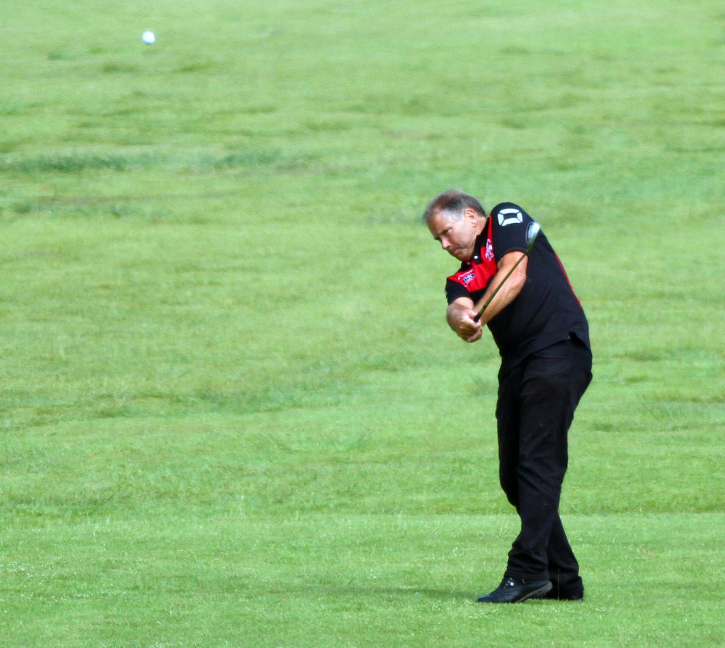Nigel Evans plays his approach to the 18th