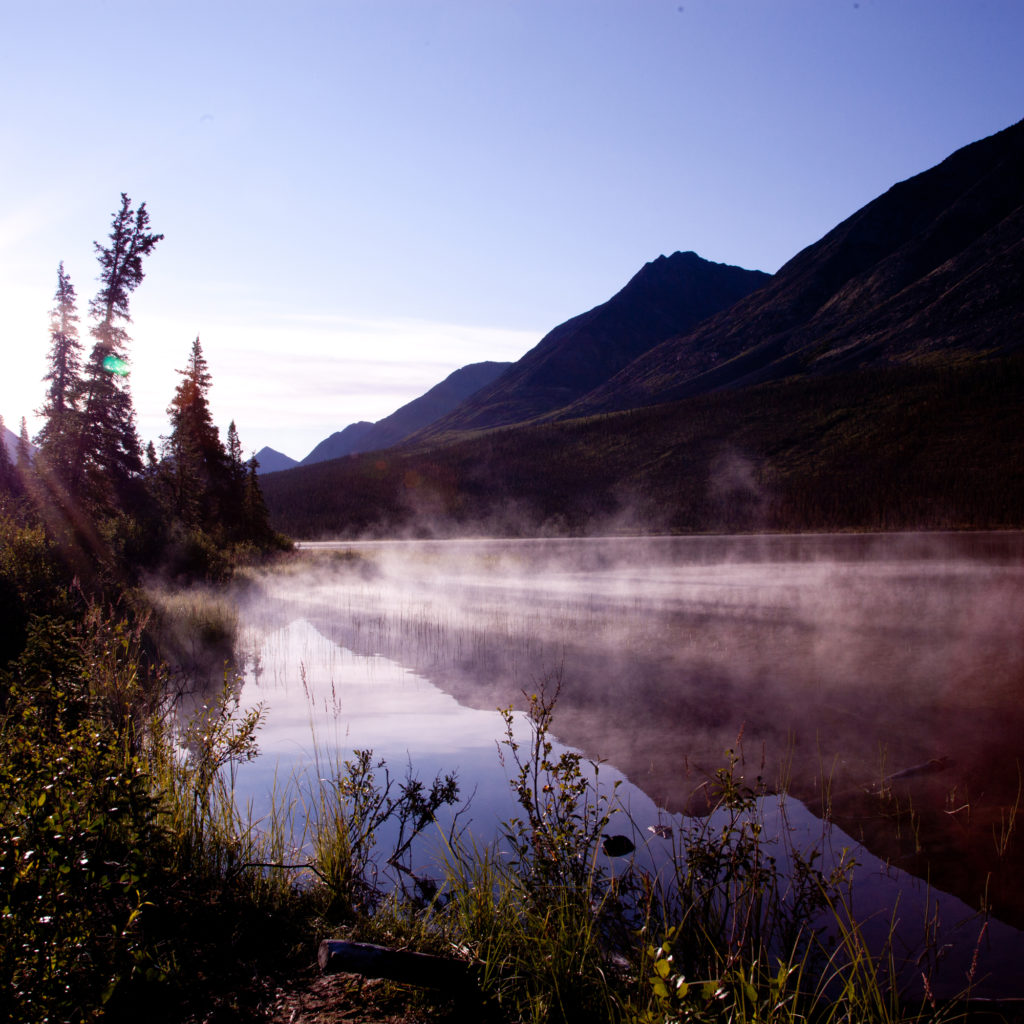 The Yukon is one of Canada's remotest rivers.