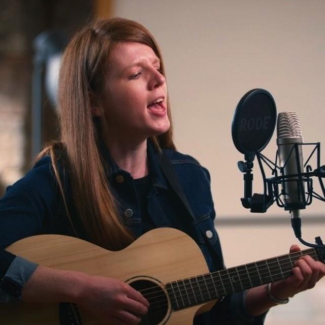 Glasgow singer songwriter and open mic night regular Kara Conway.