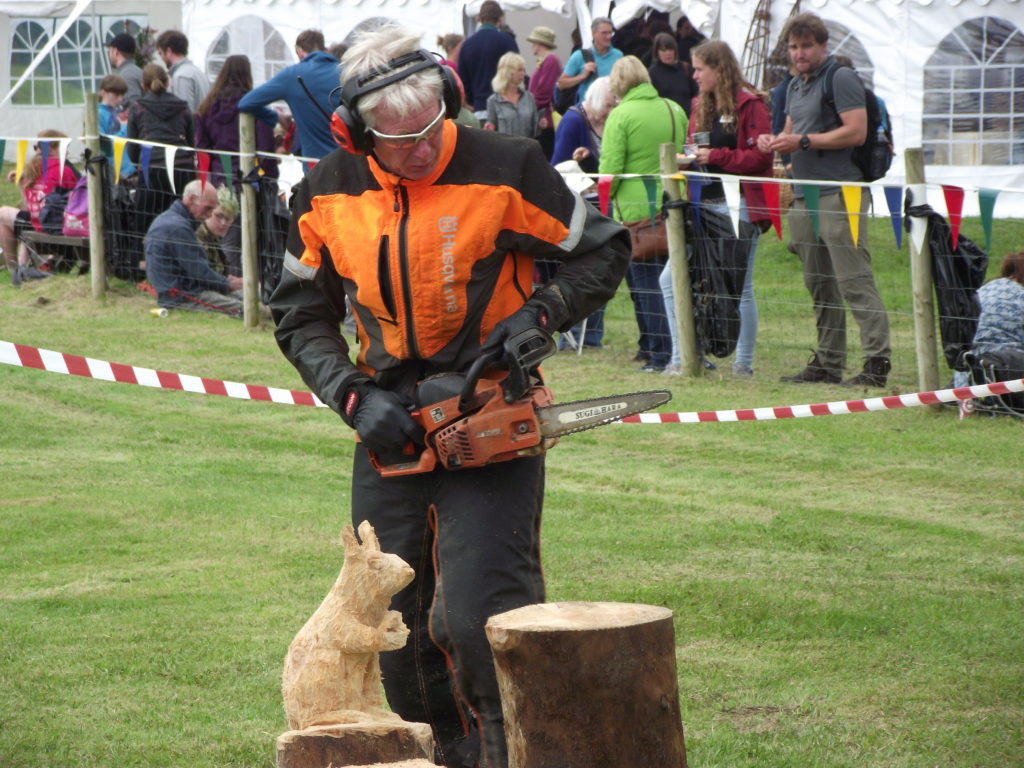 More chainsaw art.  NO F29 chainsaw
