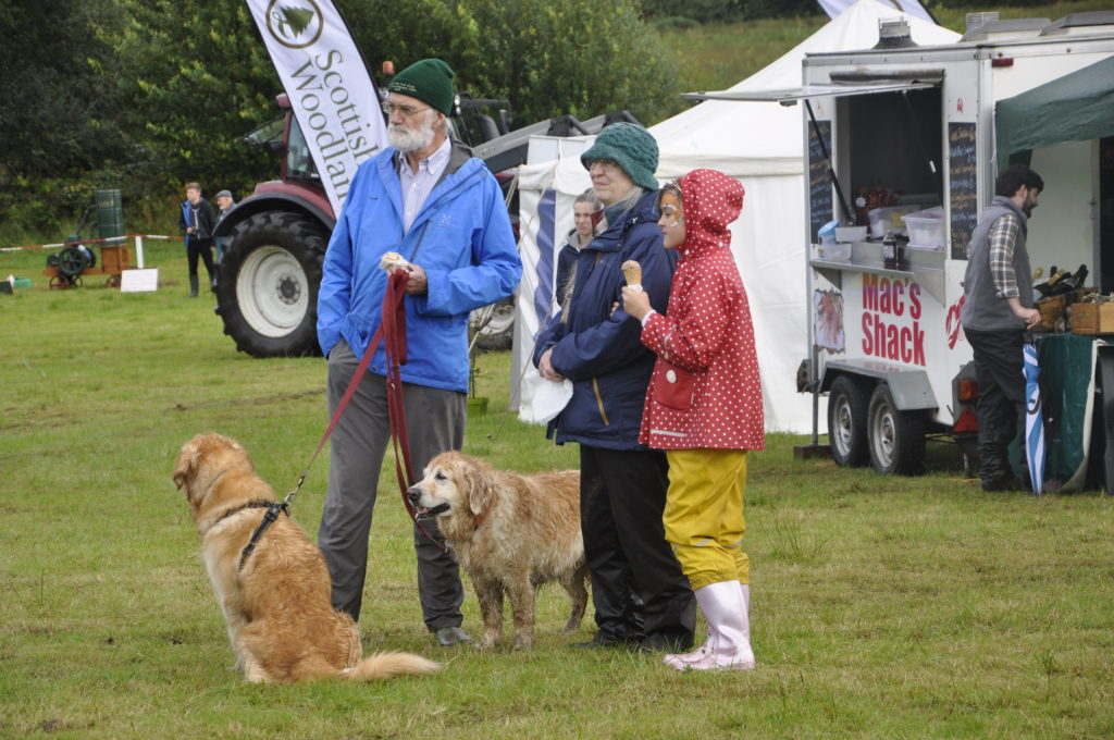 Many families enjoyed all that Appin Show had to offer.