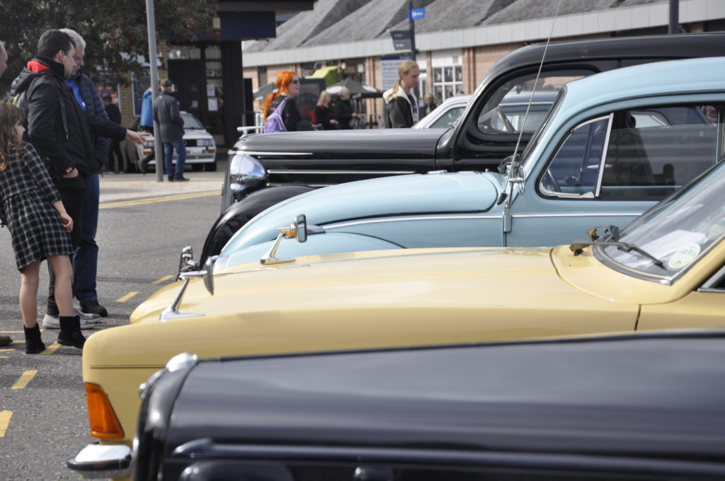 Oban Motorfest attracted 66 entries this year.
