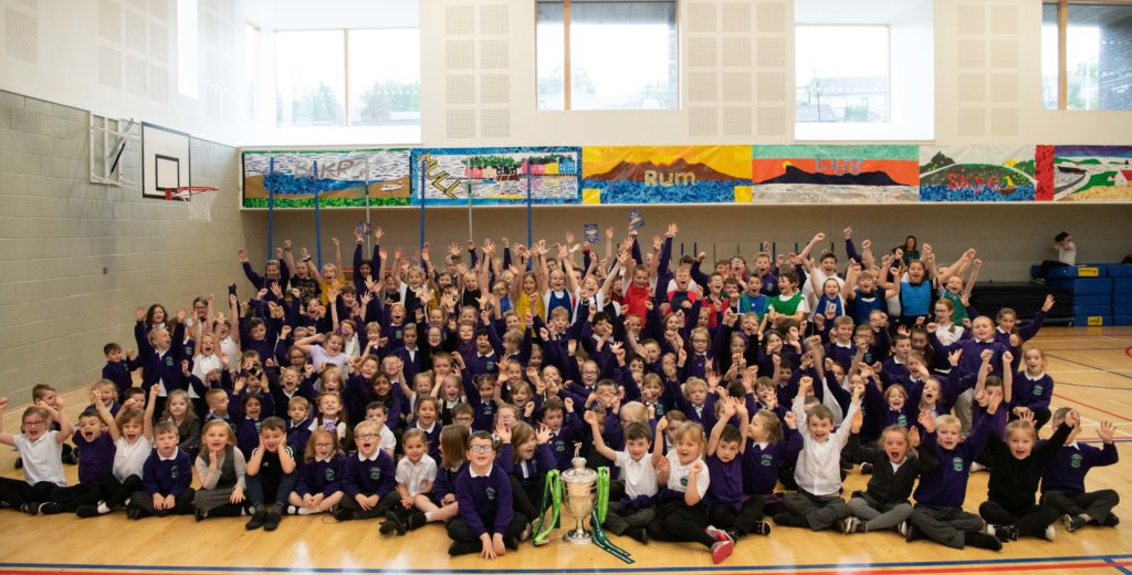 Lundavra Primary School. Photos: Abrightside Photography.