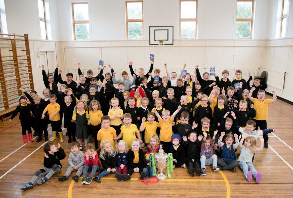 Inverlochy Primary School. Photos: Abrightside Photography.
