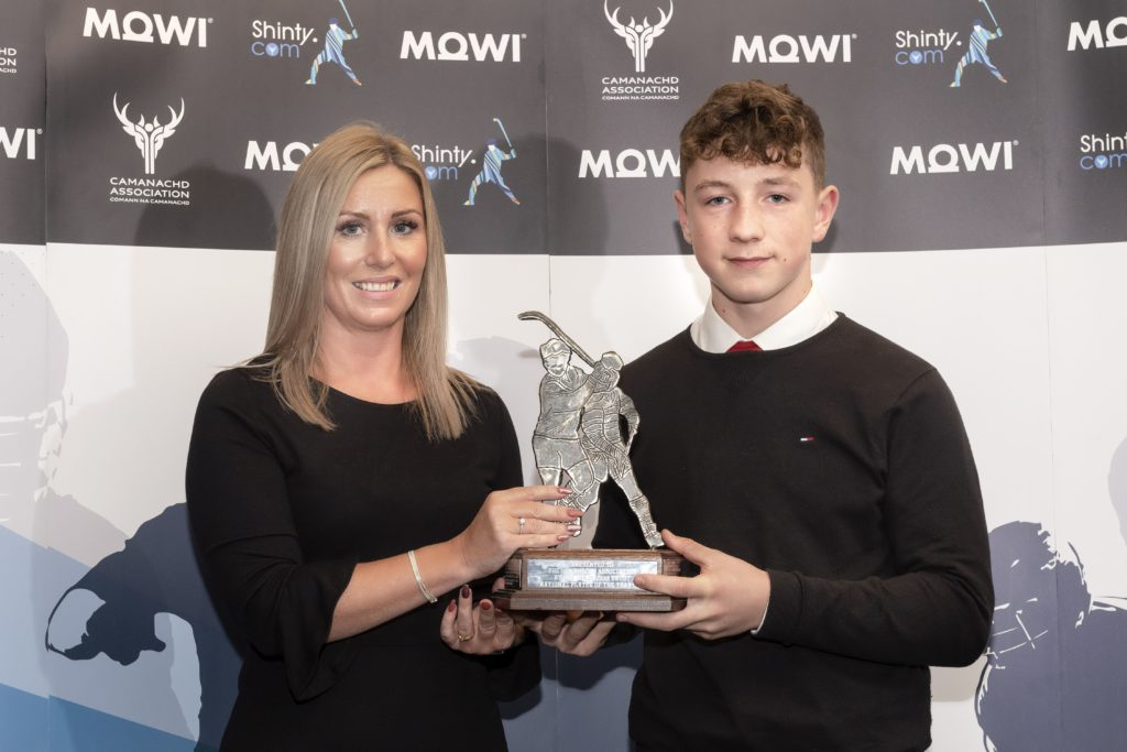 Mowi Shinty Awards Luncheon and Conference at The Kingsmills Hotel, Inverness.