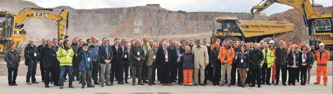 Glensanda quarry celebrates £30 million investment