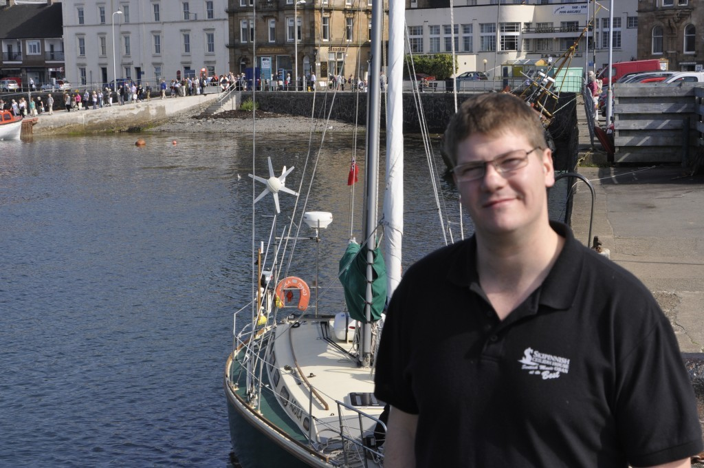 Angus MacPhail on seafaring men of the world