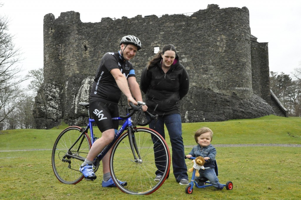 Dunbeg man takes up fundraising mission