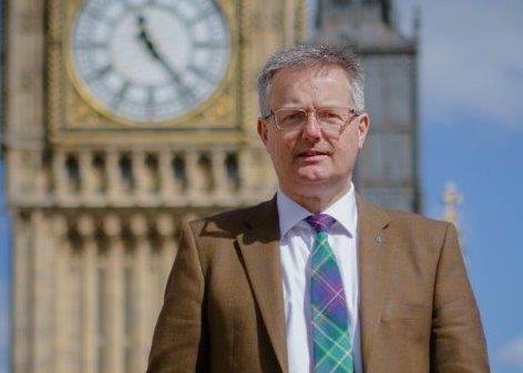 Argyll and Bute MP Brendan O'Hara.