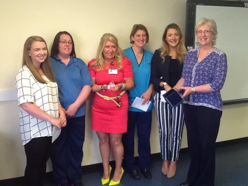 Hospital team given special merit