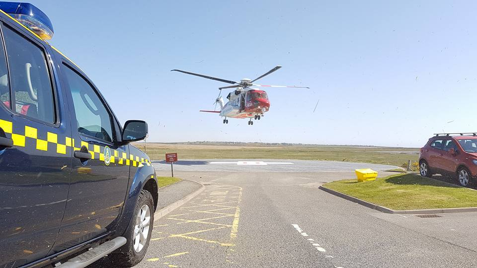 Coastguard called to Lochaline to help French national