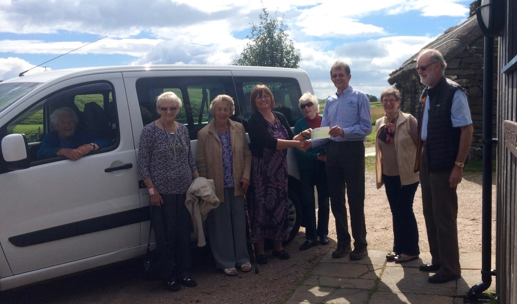 Grannie bus funded for 12 more months