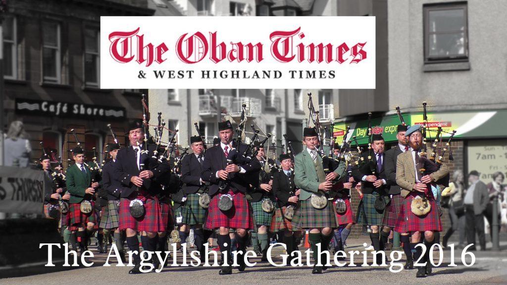 Argyllshire Gathering 2016