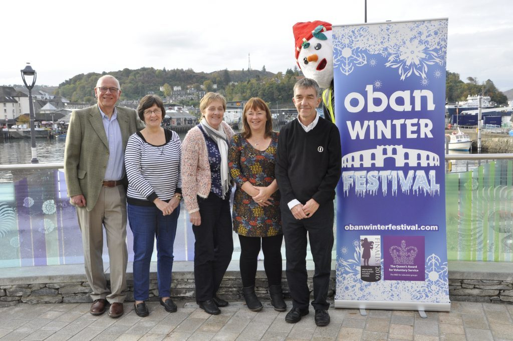 Oban groups urged to apply for funding