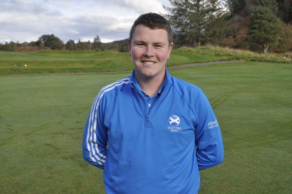 Oban golfer makes the cut in Joburg