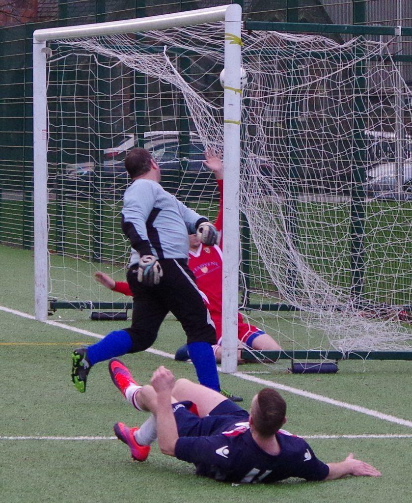 Saints teach Pupils scoring lesson in a feisty Argyll derby encounter