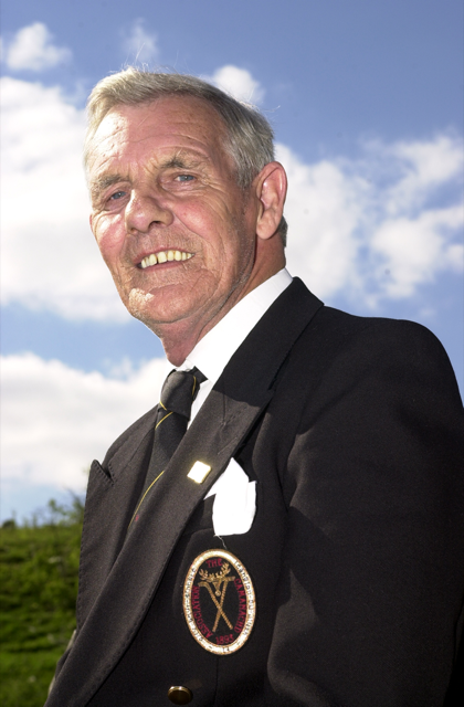 Shinty community saddened by passing of Newtonmore stalwart