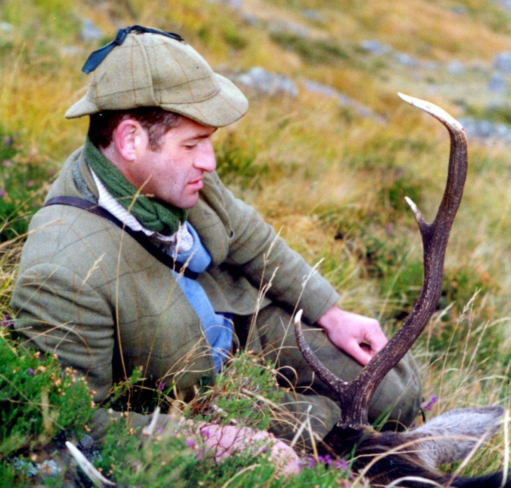 Lament for an old deer hunter