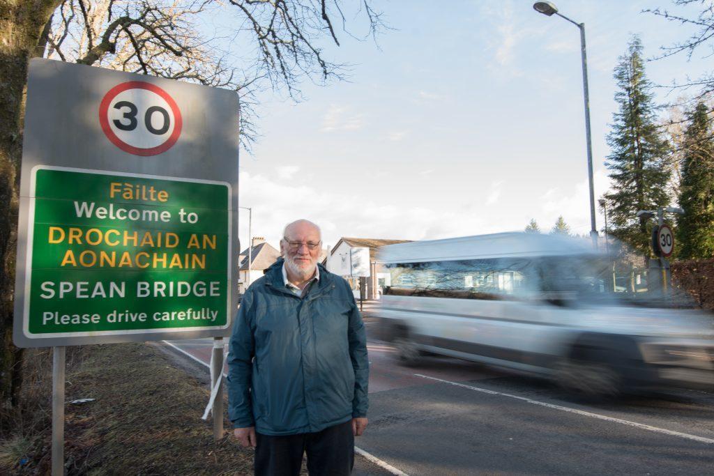 Spean Bridge chairman's plea to support local democracy