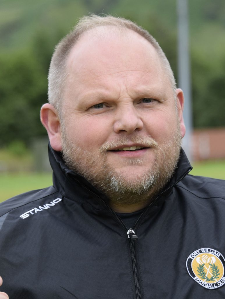Fort William FC manager to step down