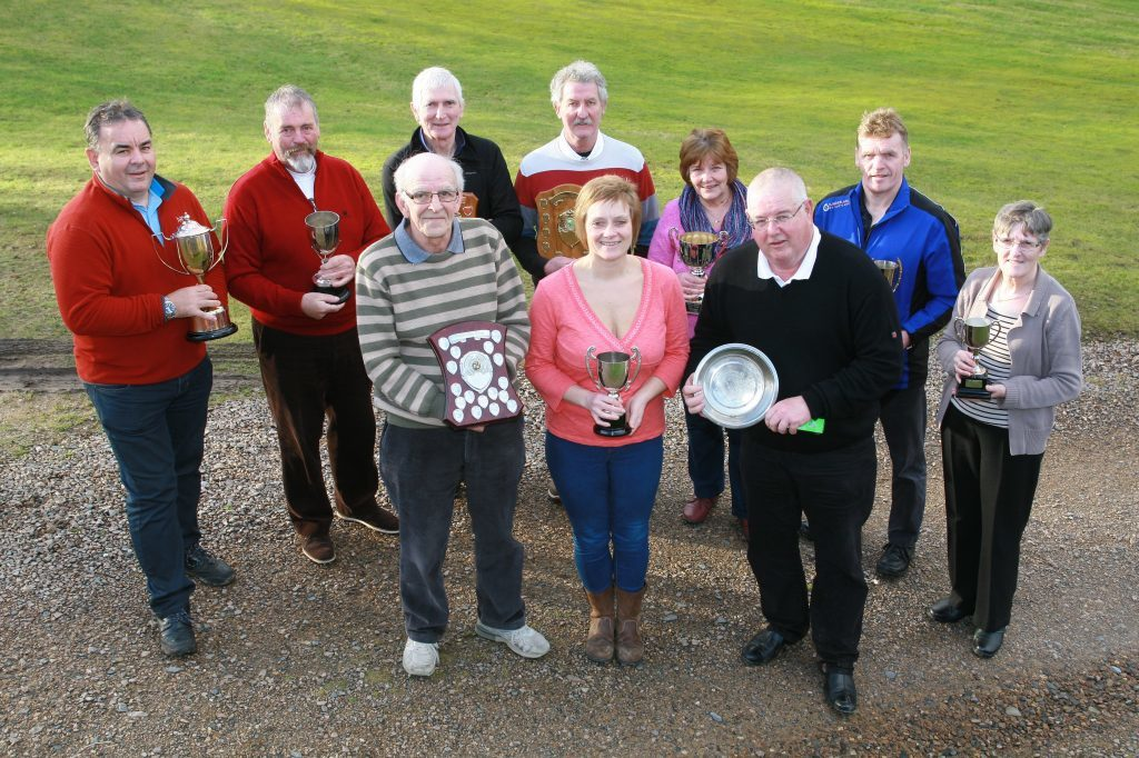 Spean Bridge golf club holds annual prize-giving