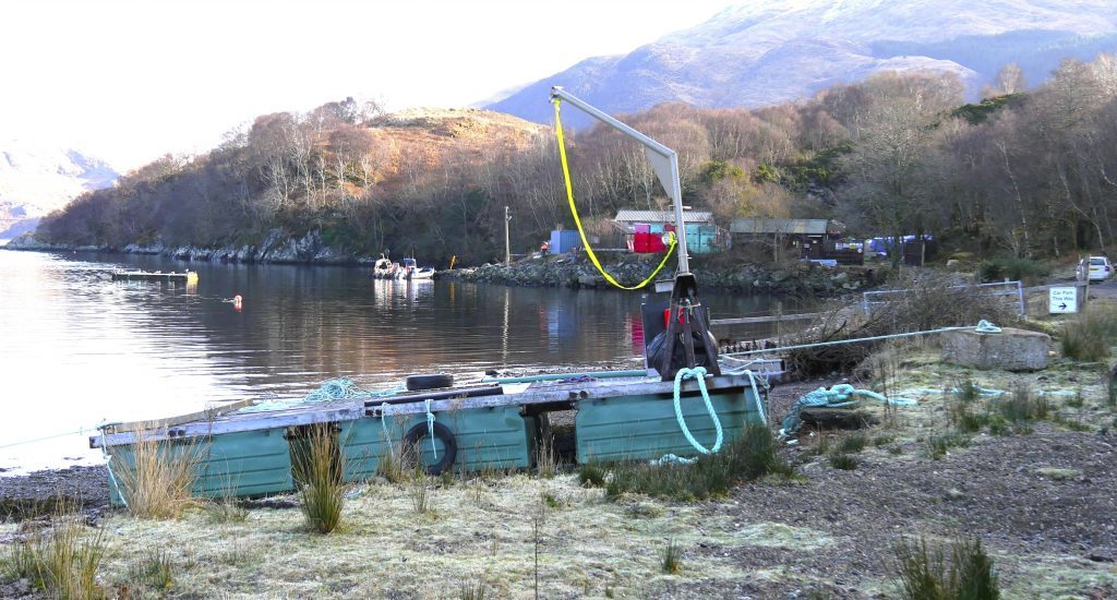 Beautiful Loch Etive needs protecting from industry