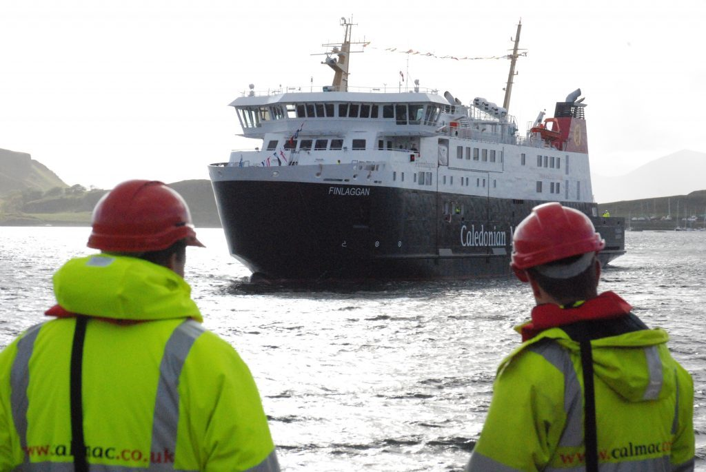 CalMac signs up to Prince's green scheme