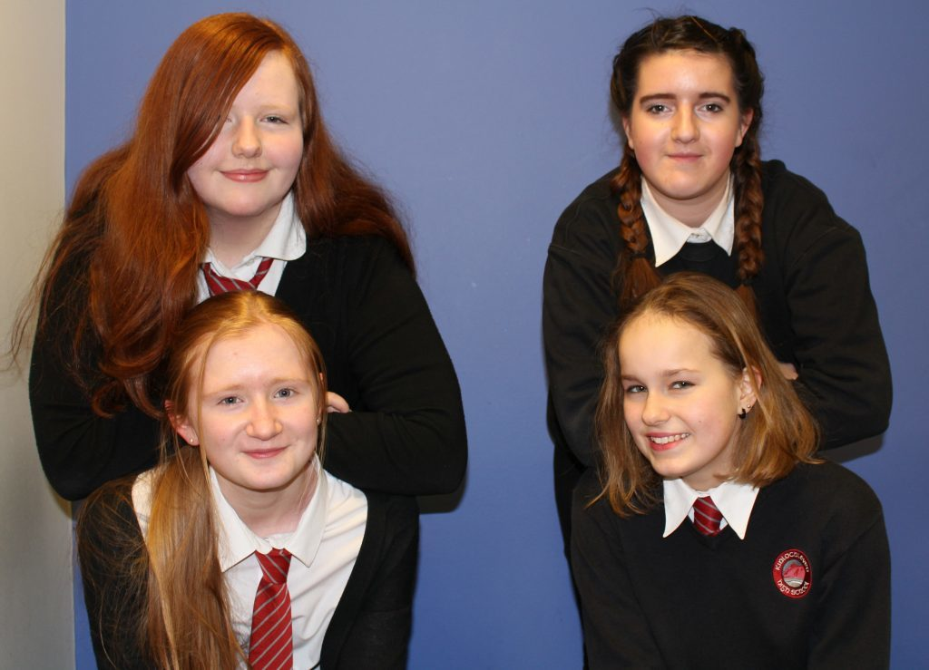 The money is on Kinlochleven pupils' video