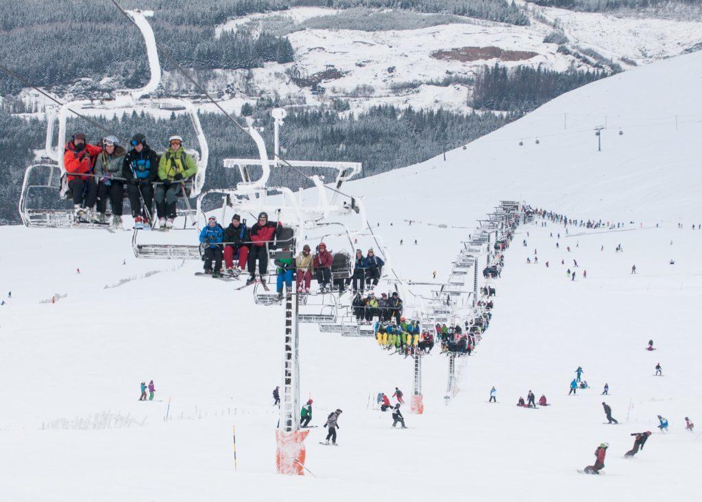 Snow far so good as skiing season opens