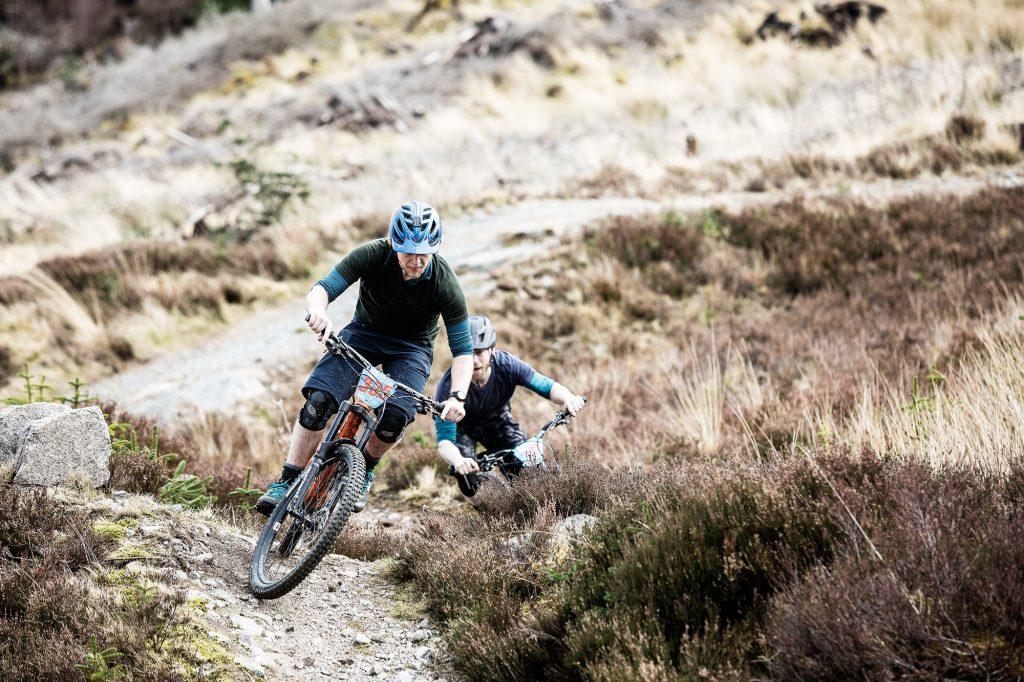 Enduro takes to the slopes at Nevis Range