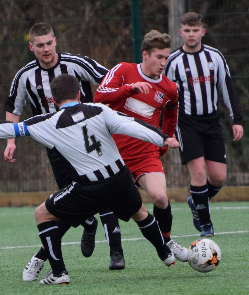 South Lochaber pay tribute ahead of win