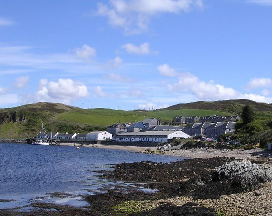 Islay letter – with Hugh Smith
