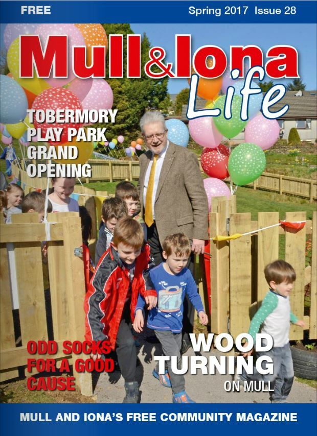 The Spring issue of Mull and Iona Life