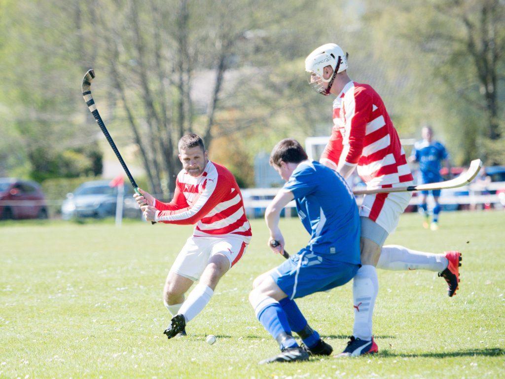 Busy weekend of Camanachd Cup ties