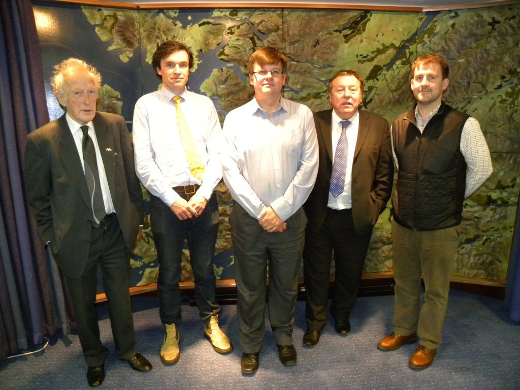 Baxter appointed chairman of Lochaber committee
