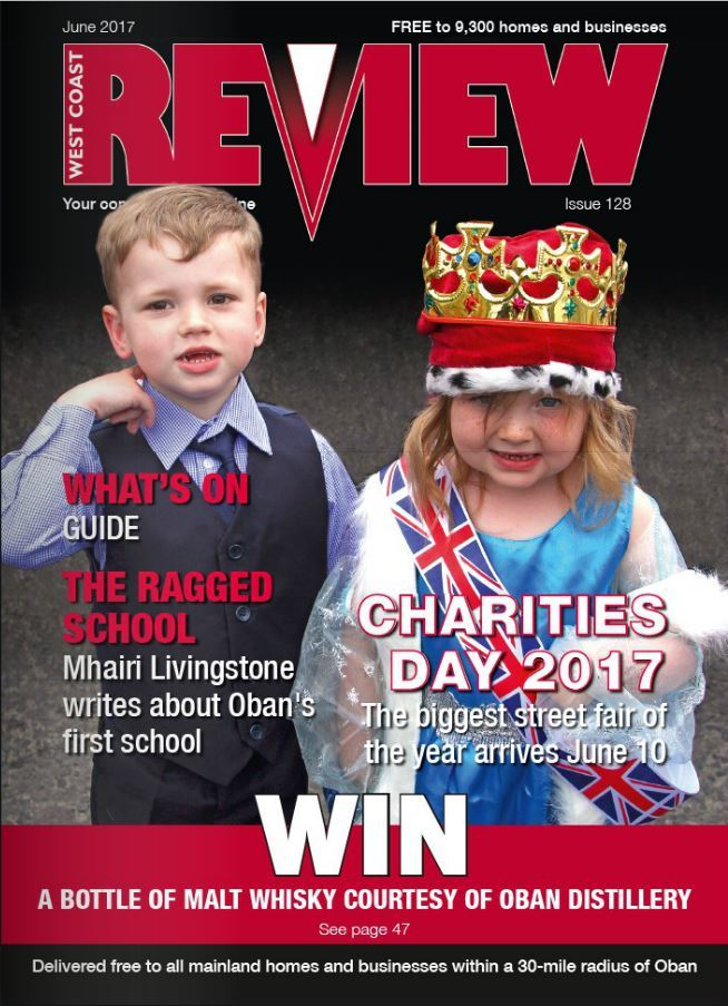The June issue of West Coast Review