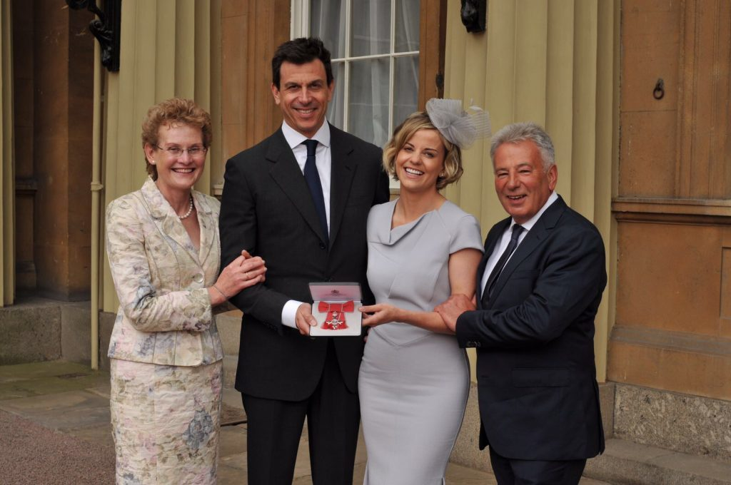 Susie Wolff awarded MBE