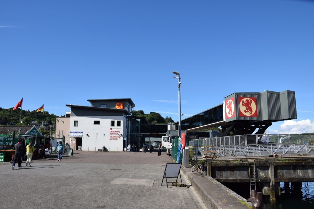 CalMac worried over rise in abuse of staff
