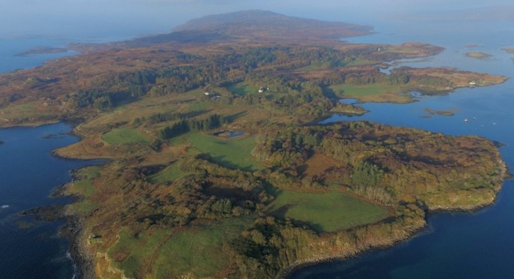 Historic day as Ulva changes hands