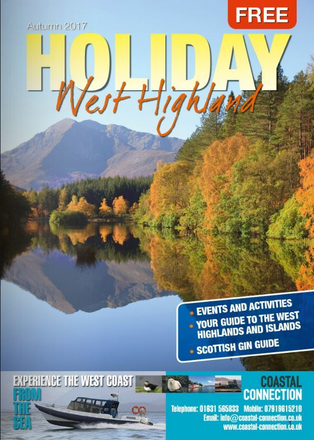 The Autumn edition of Holiday West Highland is out now!