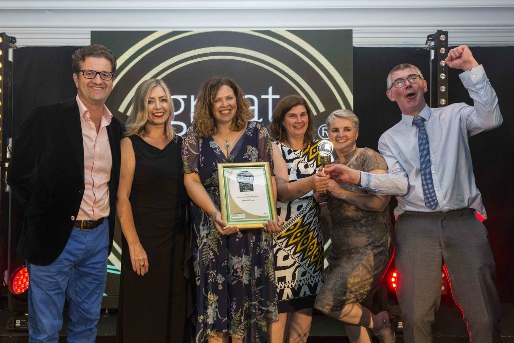 A shower of awards for Inverawe smokery