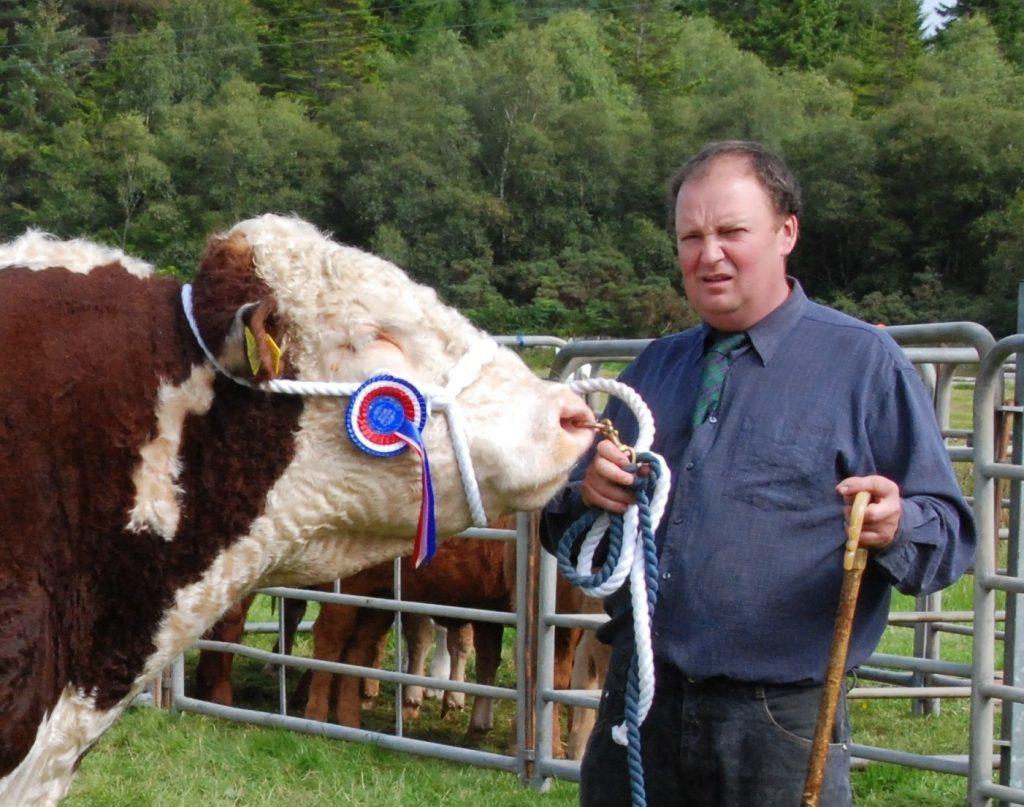 Shock at death of popular Mid Argyll farmer