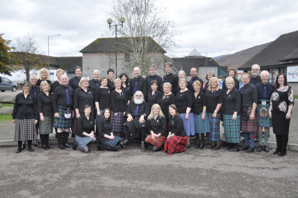 Oban Gaelic Choir narrowly miss out on Lovat and Tullibardine Shield